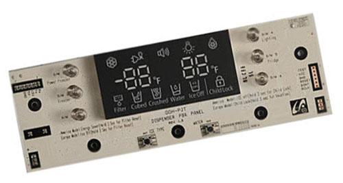Samsung Refrigerator Circuit Board DA41-00522A