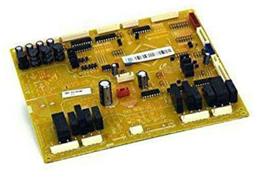 Samsung Refrigerator Parts DA92-00484C Electronic Circuit Control Board