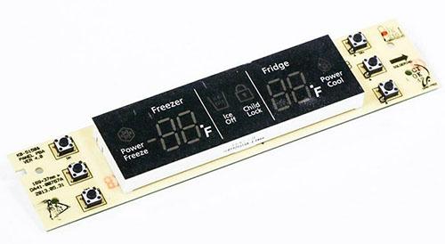 Samsung Refrigerator Replacement Parts DA92-00201G Power Control Board
