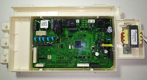 Samsung Washer Main Control Board DC92-01989B