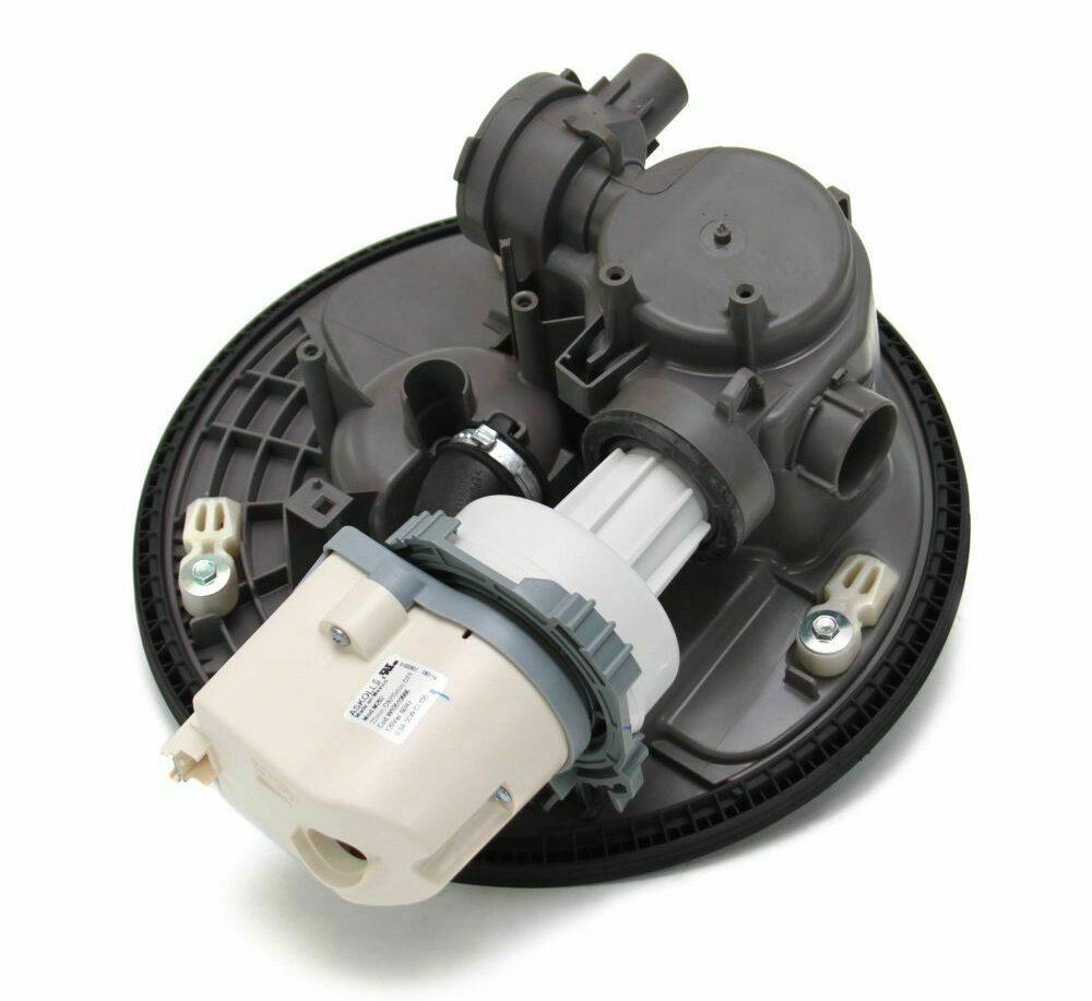 Whirlpool Dishwasher Pump Motor WPW10482480