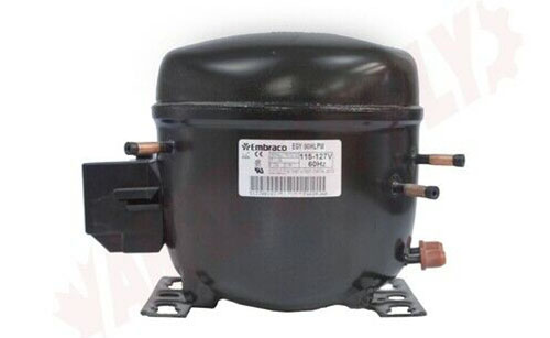 Whirlpool Refrigerator Compressor W10309994