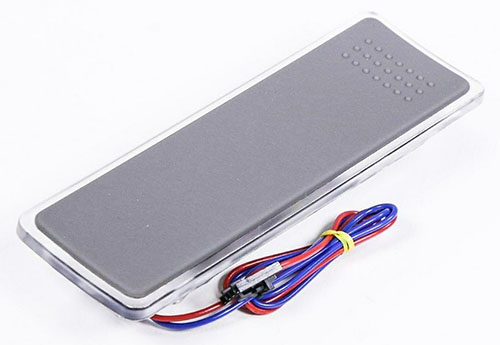 Whirlpool Refrigerator Dispenser Pad W10370594