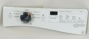 Whirlpool Washer Control Panel W10825109