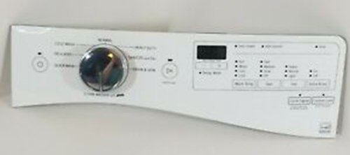 Whirlpool Washer Control Panel W10825109