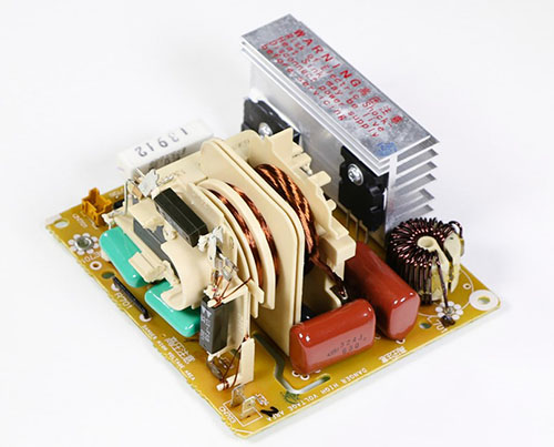Bosch 00641857 Oven Microwave Inverter Control Board