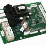 Bosch Thermador Range Oven Control Board 00676192