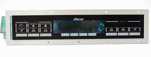 Dacor 62683B Oven Control Panel
