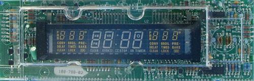 Dacor 62787 Range Oven Control Board