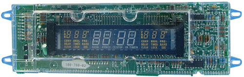 Dacor Double Oven Control Board 62681