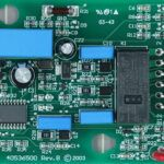 Frigidaire 241508001 Refrigerator Defrost Control Board