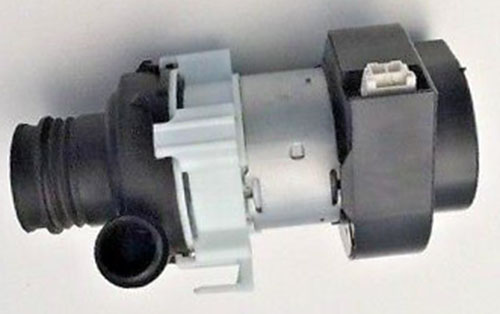 GE Dishwasher Circulation Pump and Motor WD49X23778 Kit