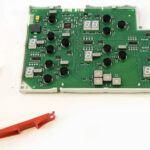 GE WB27X10999 Range Cooktop Display Control Board
