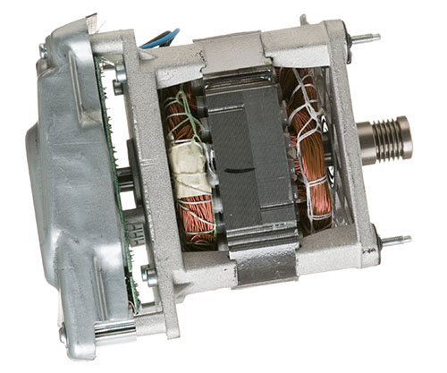 GE WH20X20229 Laundry Washing Machine Motor Replacement Parts
