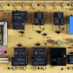 Genuine DACOR Oven Relay Board 92029
