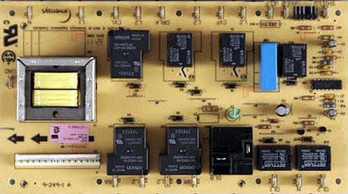 Genuine DACOR Oven Relay Board 92029
