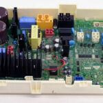 LG EBR78534501 Washer Electronic Control Board
