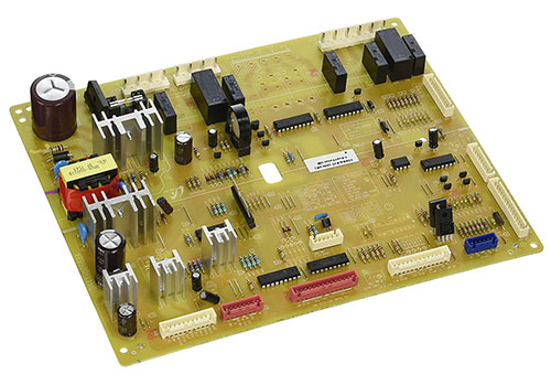 Samsung DA41-00669A Refrigerator Control Board