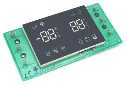Samsung DA92-00368A Refrigerator Circuit Board