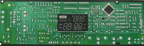 Samsung Range Control Board DE92-03045FR