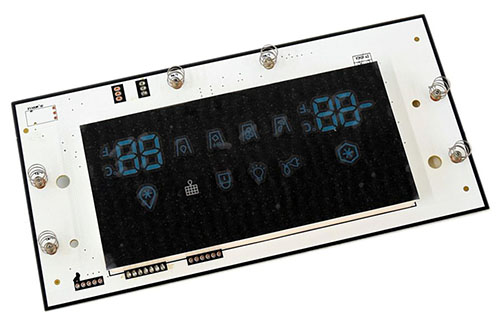 Samsung Refrigerator Parts DA92-00626A Electronic Circuit Control Board