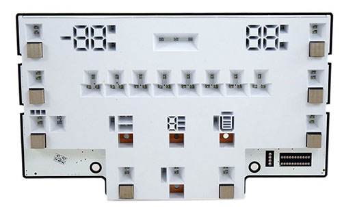 Samsung Refrigerator Parts DA92-00758B Circuit Board