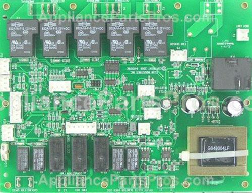 Viking Range Oven Control Board 002406-000