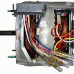 Whirlpool 12002351 Washer Drive Motor