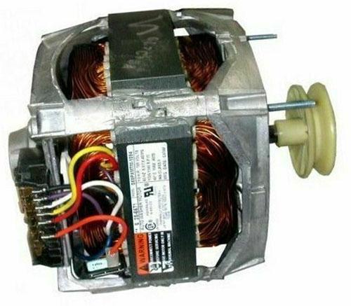 Whirlpool Laundry Washing Machine Motor 21001950 Parts