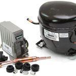 Whirlpool Refrigerator Compressor Kit W10276644