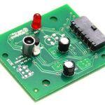 Whirlpool Refrigerator Receiver Control Board W10518658