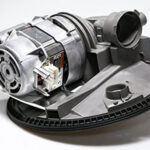 Whirlpool W10806701 Dishwasher Water Pump Parts