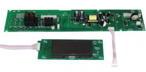 Bosch 11016911 Microwave Oven Control Board