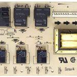 Frigidaire 318022002 Upper Oven Relay Board