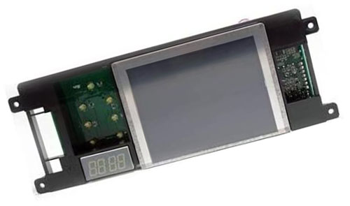 GE WB27T11496 Oven Control Board LCD Kit