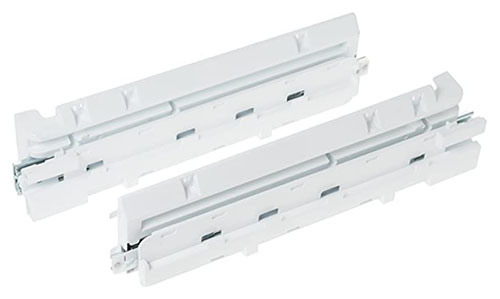 GE WR17X12450 Refrigerator Drawer Slide Rail Kit