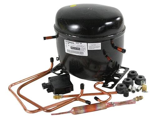 GE WR87X10111 Refrigerator Compressor