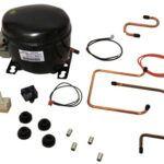 GE WR87X20798 Refrigerator Compressor Kit