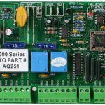 GTO AQ251 Gate Opener Circuit Control Board