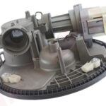 Whirlpool Amana Dishwasher Pump and Motor W10888591