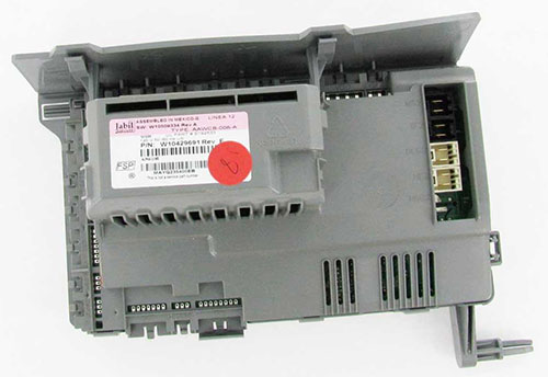 Whirlpool Clothes Washer Parts W10422889 Washer Main Control Board