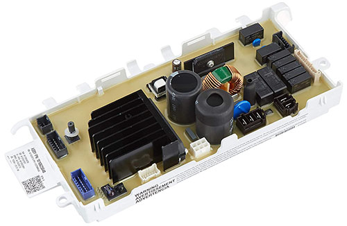 Whirlpool Clothes Washer Parts W10812418 Washer Control Board