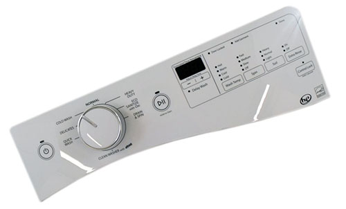 Whirlpool W10750475 Washer Control Panel