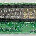 Whirlpool WP74007221 Jenn-Air Oven Control Board
