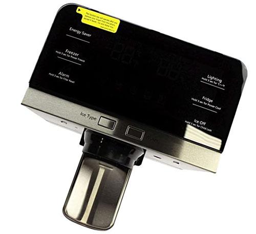 DA97-12088R Samsung Refrigerator Dispenser Cover