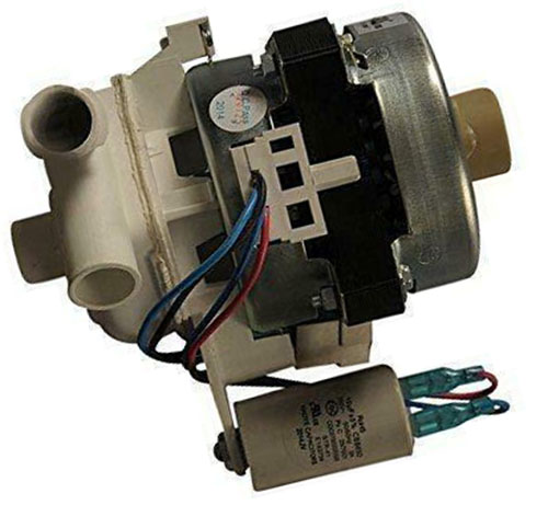 Frigidaire 5304483454 Kenmore Dishwasher Pump and Motor