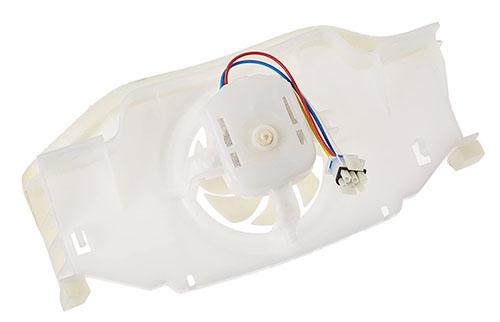 GE WR60X10146 Refrigerator Evaporator Fan Motor