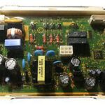 Samsung DC92-01606D Dryer Electronic Control Board