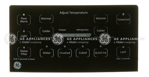 WR55X10885 GE Refrigerator Main Control Board