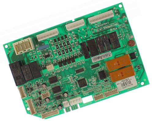 Whirlpool W10807590 Fridge Circuit Board